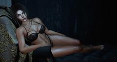 Lingerie (Ornella Batriani) Tags: glitzz equal10event lingerie