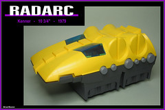 Kenner - Radarc  01 (StarRunn) Tags: kenner radarc toy sf sciencefiction vehicle 1970s 118