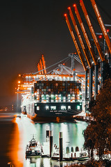 Terminal Burchardkai 2 (Andy van Dyk) Tags: hamburg hafen wasser schiff schiffe transport wirtschaft öko see verkehr