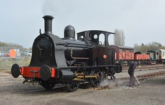At the Chasewater Railway (3) (lewispix) Tags: 040st kerrstuart steam railway chasewater