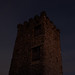 Lunar Eclipse over Commanche Lookout Tower