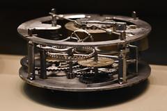 Horizontal Table Clock (1525) (Bri_J) Tags: britishmuseum london uk museum historymuseum nikon d7500 clock horizontaltableclock clockmechanism jacobzech prague kingsigismundi kingofpoland fusee