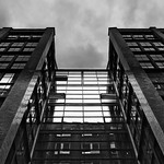 DSC_2511 geometry in architecture - urban b&w photograpjh thumbnail