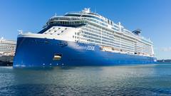Celebrity Edge, San-Juan, Puerto Rico - 9073 (rivai56) Tags: celebrityedge sanjuan puertorico bateau ship croisière port le nouveau de la compagnie celebrity