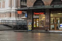 Tabacchi (Antonio Canoci) Tags: bologna piazza maggiore bar tabacchi canon 1585usm 70d