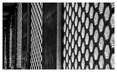 Barbican Centre (spencerrushton) Tags: spencerrushton spencer rushton canon canonlens canonl canon5dmkiii 5dmkiii 5dmk3 24105mm canon24105mmlf4 1635mm manfrottotripod manfrotto monochrome blackandwhite beautiful black bw white london lightroom londonuk londoncity light l barbicancenter barbican city cityoflondon londonphotowalk building architecture