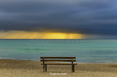 Spiagge Bianche / White Beaches (Eugenio GV Costa) Tags: tramonti mare sunset beach water clouds sky outside