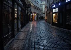 Karlova Street, Prague, Czechia (CuriousZed) Tags: prague czech curiouszed sindelar zdenek zed photography art fineart travel night street
