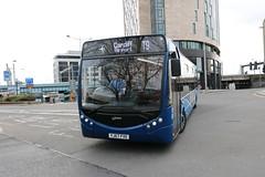 Metrocity Demonstrator YJ67FXE (welshpete2007) Tags: comfortdelgro nat group metrocity demonstrator yj67fxe