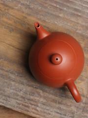 "Chaozhou ""Egg"" Zhuni Teapot 110CC (John@Kingtea) Tags: chaozhou egg zhuni teapot 110cc teawares teapots teasets gongfuteapots gongfuteawares"