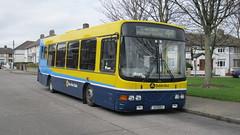 WV52 (Dublin Bus - Tony Murray) Tags: dublinbus dublin whitehall wv52