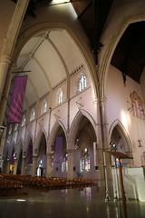 IMG_3330 (gervo1865_2 - LJ Gervasoni) Tags: st stephens catholic church cathedral internal stained glass windows 2019 photographerljgervasoni