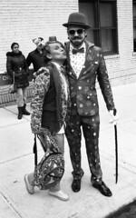 Sunnyside/Woodside St. Pat's For All Parade (neilsonabeel) Tags: nikonn90s nikon nikkor film analogue blackandwhite queens newyorkcity parade stpatsforall