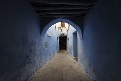 Chefchaouen, Morocco, January 2019 D700 205 (tango-) Tags: chefchaouen bluecity villaggioblu bluevillage morocco maroc 摩洛哥 marruecos марокко المغرب