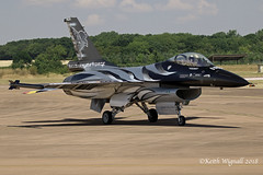 FA-101  F-16 Falcon  Belgian Air Force (Keith Wignall) Tags: fairford ffd riat f16falcon f16 falcon belgianairforce baf
