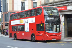 Abellio London 9492 LJ09OLC (Will Swain) Tags: 30th september 2018 clapham london greater city centre capital south bus buses transport travel uk britain vehicle vehicles county country england english abellio 9492 lj09olc