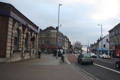 Fishponds Road (lazy south's travels) Tags: fishponds bristol england english britain british uk road street scene urban building architecture normal average