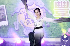 IMG_4808M 水袖 (陳炯垣) Tags: performance stage dancer dance festival