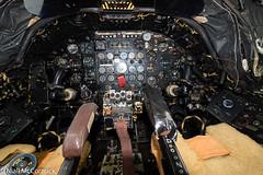 XM575 Royal Air Force Avro Vulcan B.2 Cockpit (Niall McCormick) Tags: xm575 royal air force avro vulcan b2 cockpit egnx ema east midlands airport aeropark