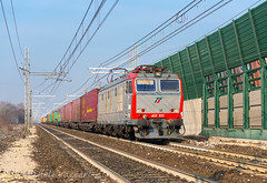 652 023 (atropo8 - fb.me/maniallospecchio) Tags: 652023 train treno zug merci freight cargo italian railways verona veneto italy nikon