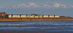 Beach Huts - Lytham St. Anne's (mliebenberg) Tags: beachhuts lythamstannes lancashire landscapes beach huts lytham fyldecoast visitlancashire markliebenbergphotography