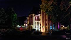 Château de la Tour (Alexandre LAVIGNE) Tags: pentaxhddfa2470mmf28edsdmwr pentaxk1 mainlevée 2017 ambiance bâtiment k1 lights lumière mood night nuit paysage 60270gouvieux oisepicardiehautsdefrance france fr