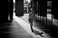 (Camera Freak) Tags: 190405shibuyam102019tokyoshibuyaleicam10 buildings shadow outdoor workman mask helmet leica leicam10 90mm summicron tokyo city japan tools explore light