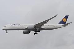 D-AIXC (LIAM J McMANUS - Manchester Airport Photostream) Tags: daixc lufthansa lh dlh saarbrücken airbus a350 a359 359 airbusa350 manchester man egcc