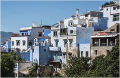 521- XAUEN -MARRUECOS - (--MARCO POLO--) Tags: ciudades exotismo marruecos rincones curiosidades arquitectura edificios