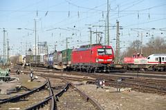 DB Cargo 193 342 Basel Bad (daveymills37886) Tags: db cargo 193 342 basel bad baureihe siemens vectron