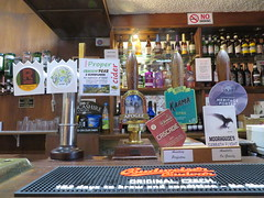 Albert Micro, Blackpool (deltrems) Tags: albert hotel micropub microbar pub bar inn tavern hostelry house restaurant beer real ale cider handpulls handpumps pump clips blackpool lancashire fylde coast