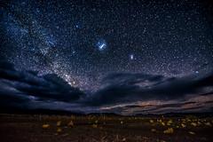 Dos Galaxias en el Cielo (SebaVit) Tags: