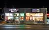 Slice Parlor in Albuquerque (BrandonStephenson) Tags: albuquerque night urban new mexico neon pizza slice parlor downtown