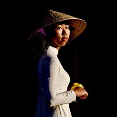 Vietnam - Portrait (Gilles Daligand) Tags: vietnam hoian portrait femme happyplanet asiafavorites