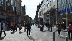 Buchanan Street,Glasgow, Scotland. (Phineas Redux) Tags: buchananstreetglasgowscotland glasgowstreets scottishscenery scotland