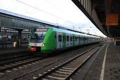 DB 422 528 te Oberhausen (vos.nathan) Tags: db deutsche bahn br 422 baureihe 528 oberhausen hbf hauptbahnhof