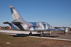 170408_115_SnF_NX50XX (AgentADQ) Tags: sun n fun flyin expo lakeland florida 2017 airshow air show airplane plane trainer aero l39 albatros nx50xx