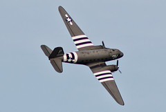 Douglas C-47A Skytrain '2100882 / 3X-P' (N473DC) (alex kerr photography) Tags: duxford douglas c47skytrain airshow flyinglegends transport ww2 dakota plane
