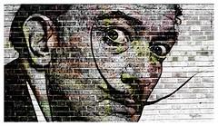 Urban Art_ Mur graffiti 04 (regis.muno) Tags: urbanart mur wall art urban urbain dessin graf graffiti paint photoshop
