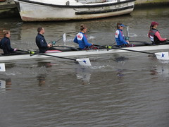 IMG_0874 (NUBCBlueStar) Tags: rowing remo rudern river aviron february march star university sunrise boat blue nubc sculling newcastle london canottaggio tyne hudson thames sweep eight pair
