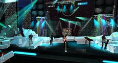 Pink Floyd  22-3-19 HoV 1 (TRC, Live Tribute Band in Second Life®) Tags: pinkfloyd english rock band london progressive psychedelic music nickmason rogerwaters richardwright sydbarrett davidgilmour guypratt shineonyoucrazydiamond anotherbrickin thewall comfortablynumb wishyouwerehere thedarksideofthemoon money heyyou time echoes mother dogs breathe oneofthesedays young lust if eclipse see emily play keeptalking secondlife live whise you were here meddle animals