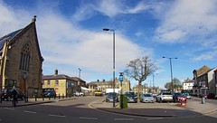 Buxton, the Roman town centre. (Visual Photons) Tags: buxton roman high street market derbyshire