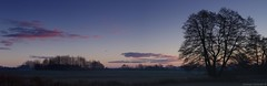 Morning panorama (damianziel) Tags: pentax pentaxk50 pentaxart smc smcpda1855mmf3556alwr kitlens landscape landschaft krajobraz sky cielo colours color flickr digital ciel morning sunrise