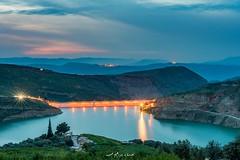 سد كفرنجة / الأردن Kufranja Dam / Jordan (ebrahemhabibeh) Tags: