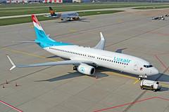 Boeing 737-8C9(WL) - LX-LBA - HAJ - 02.04.2019(3) (Matthias Schichta) Tags: haj hannoverlangenhagen eddv flugzeugbilder planespotting luxair lxlba boeing b737800