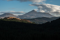 Ben Lomond - Dec 2018 (GOR44Photographic@Gmail.com) Tags: ben lomond loch winter sloy arrocharalps munro cloud trees argyll stirling scotland gor44 shadows sunlight hills mountains panasonic olympus 1240mmf28 g9