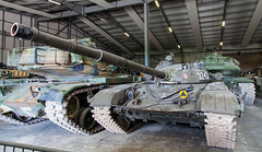 T72 15th Sept 2018 #3 (JDurston2009) Tags: conservationhall t72 tigerday tigerdayx bovington bovingtoncamp dorset mbt reservecollection tank tankmuseum thetankmuseum vehicleconservationhall vcc