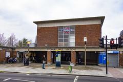 Sudbury Hill Station (London Less Travelled) Tags: uk unitedkingdom britain england london sudbury hill sudburyhill brent harrow station building railway tfl tube underground