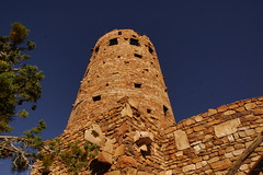 Mary Colter's Tower (jpwilliams2009) Tags: grandcanyon nativeamerican nationalpark americalandmarks