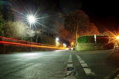 Street lights (HonleyA) Tags: lights street streetlights nightphotography ricohgr2 gr2